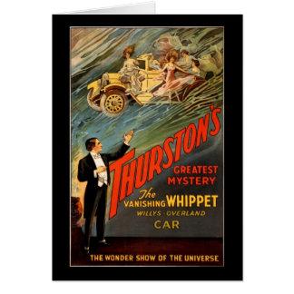 Thurston's greatest mystery card
