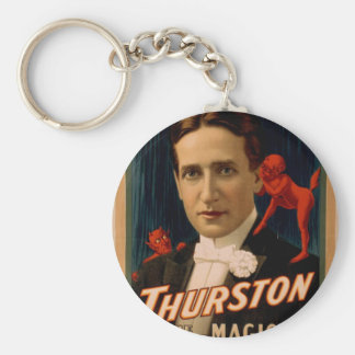 Thurston's, 'The Wonder Show of Universe' Vintage Keychains
