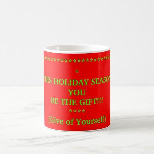 Thus Holiday Season Mug