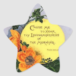 Thy Loving Kindness Stickers