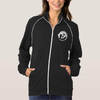 Thylacine Alive logo white Jacket