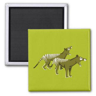 Thylacine Magnet
