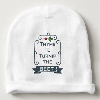 Thyme to Turnip the Beet | Beanie Baby Beanie