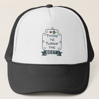 Thyme to Turnip the Beet | Hat