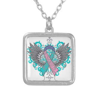Thyroid Cancer Cool Wings Jewelry