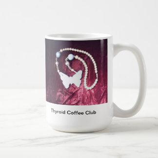 Thyroid Coffee Club Mug