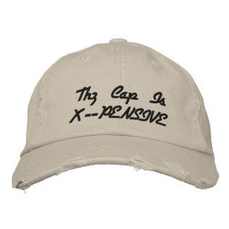 Thz Cap Is X--PENSIVE