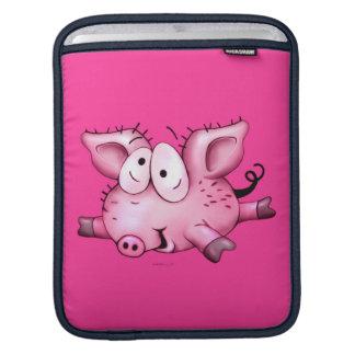 Ti-PIG CUTE CARTOON iPad iPad Sleeve