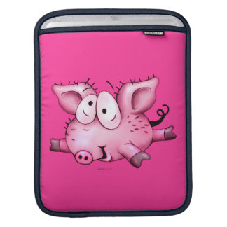 Ti-PIG CUTE CARTOON iPad iPad Sleeves