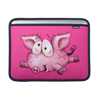 Ti-PIG CUTE CARTOON Macbook Air 13 ONZ H Sleeve For MacBook Air
