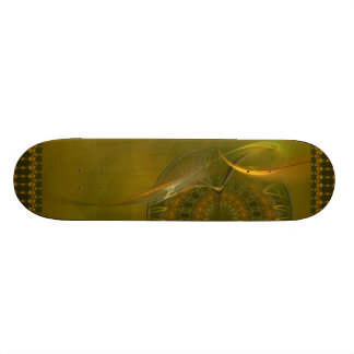 Tialtiu Harvest Goddess Abstract Art 19.7 Cm Skateboard Deck