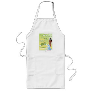 Tiana - Eager and Ambitious Long Apron