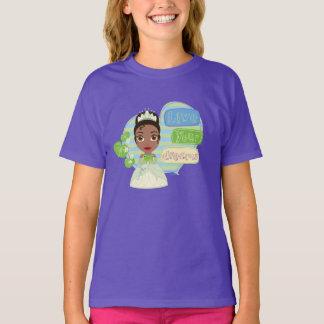 Tiana   Live Your Dreams T-Shirt