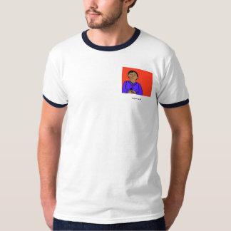 Tibbs Omalay ORANGE t-shirt   Ezekiel 36:26