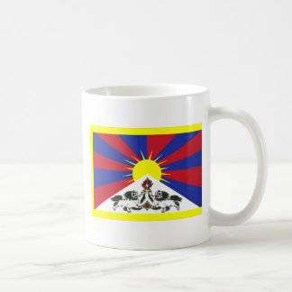 Tibet Basic White Mug