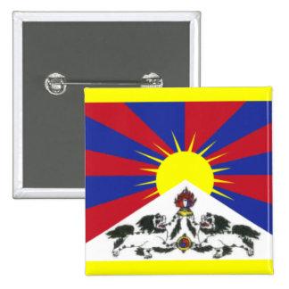 Tibet Button