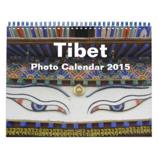 Tibet Photo Calendar 2015