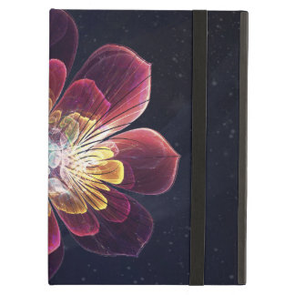 Tibet Sea Flower | Custom iPad/Mini/Air Kickstand Case For iPad Air