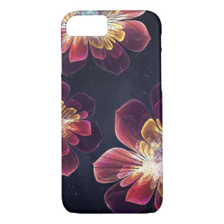 Tibet Sea Flower | iPhone 7 Samsung Galaxy Cases