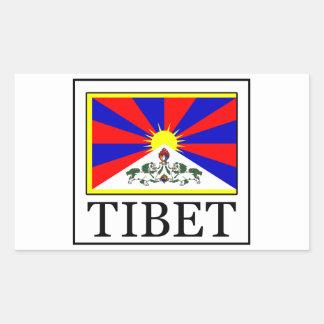 Tibet sticker