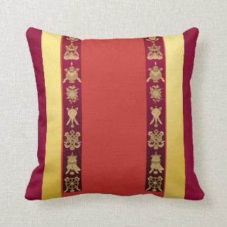 Tibet Tibetan auspicious symbols Cushion