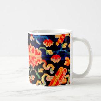 Tibetan Auspicious Symbols Coffee Mug