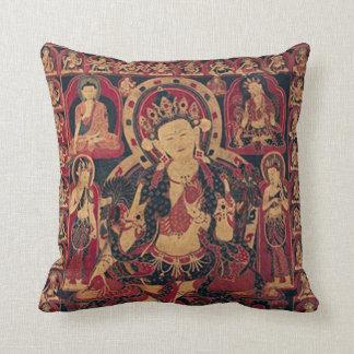 Tibetan Bodhisattva Cushion