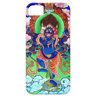 Tibetan Buddhism Buddhist Thangka Ucchusma iPhone 5 Covers