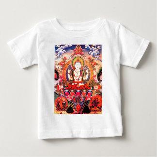 Tibetan Buddhist Art Baby T-Shirt