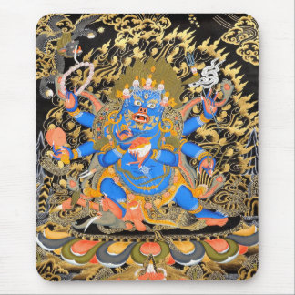 Tibetan Buddhist Art Mouse Pad