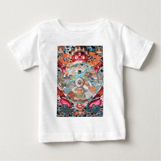 Tibetan Buddhist Art (Wheel of Life) Baby T-Shirt