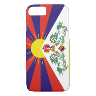 Tibetan Flag iPhone 8/7 Case