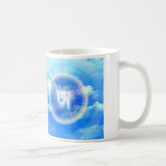 Tibetan Letter AH Coffee Mug