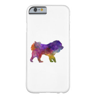 Tibetan Ma in watercolor.png Barely There iPhone 6 Case