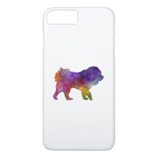 Tibetan Ma in watercolor.png iPhone 8 Plus/7 Plus Case
