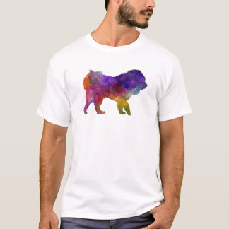 Tibetan Ma in watercolor.png T-Shirt