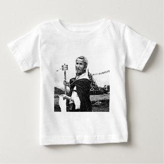 Tibetan Man with prayer wheel Baby T-Shirt