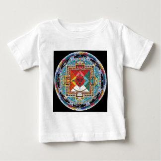 TIBETAN MANDALA 14OCT 2014.jpg Baby T-Shirt