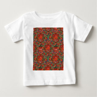 Tibetan Mandala Baby T-Shirt