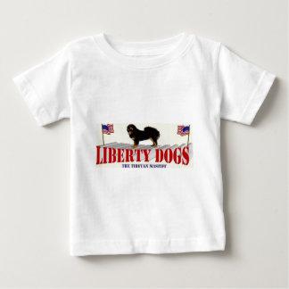 Tibetan Mastiff Baby T-Shirt