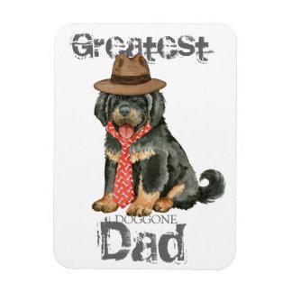 Tibetan Mastiff Dad Magnet