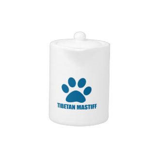 TIBETAN MASTIFF DOG DESIGNS