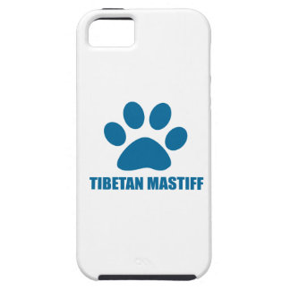 TIBETAN MASTIFF DOG DESIGNS iPhone 5 CASE