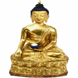 Tibetan-medicine-Buddha sculptured keychain Photo Sculpture Key Ring