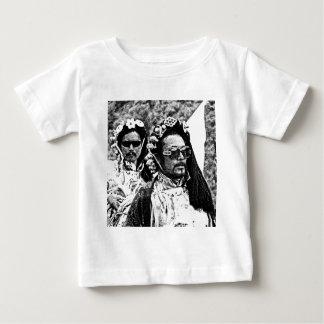 Tibetan men baby T-Shirt