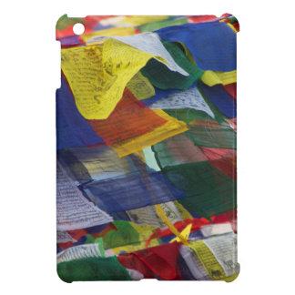 Tibetan Prayer Flags At Boudhanath Stupa Nepal Case For The iPad Mini