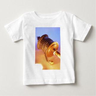 Tibetan Prayer Wheel Baby T-Shirt