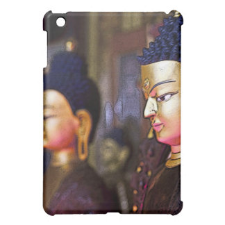 Tibetan Shrine Buddha iPad Mini Cases
