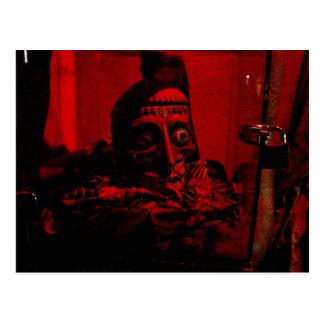 Tibetan Skull Cup Postcard