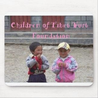 Tibetan Small Kids Mouse Pad
